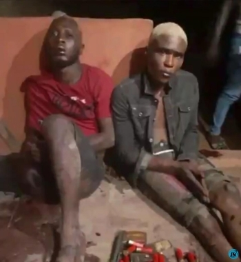 Social media big boys arrested in robbery operation days after showing off online (Video)